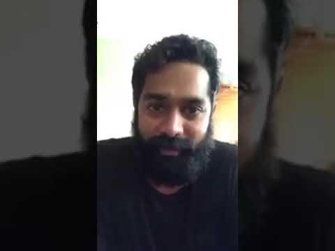 Asif Ali shouting at fans on Facebook live| ആരാധകന്റെ അച്ഛന് വിളിച്ചു ആസിഫ് അലിയുടെ ലൈവ്.