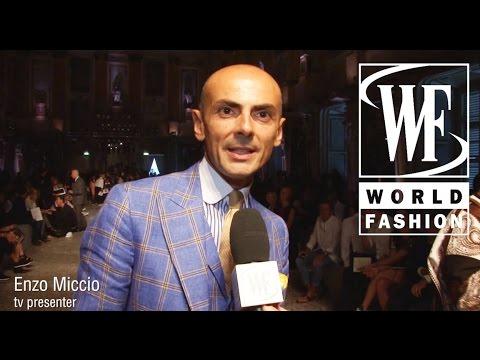 Front Row Gabriele Colangelo Spring-Summer 2015 Milan Fashion Week