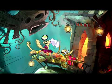 Rayman Origins - Gamescom Trailer