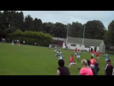 Cootehill v Drung - Div 2 League Highlights