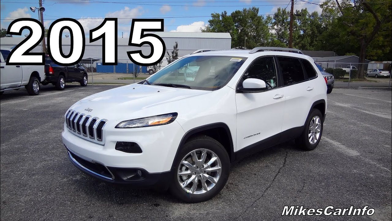 2015 Jeep Cherokee Latitude 2017 Jeep Renegade Reviews And