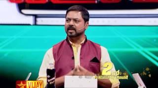 Oru Varthai Oru Latcham Tamizhlodu Vilaiyadu - 26th June 2016 - Promo 2