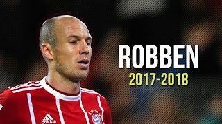 Arjen Robben 2018  Dribbling Skills Goals  Speed