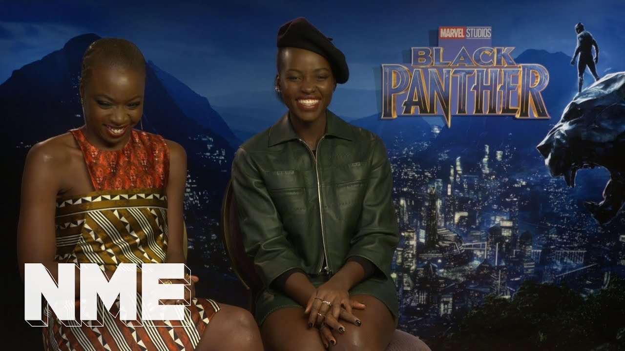 Black Panther: Lupita N'Yong'o and Danai Gurira discuss sequel plans