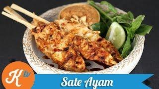 Resep Sate Ayam ala Yuda Bustara (Chicken Satay Recipe) | YUDA BUSTARA