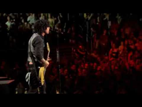 Green Day - Know Your Enemy (Live - Verizon)