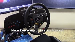 Will a High End Racing Wheel Make You A Faster Driver?