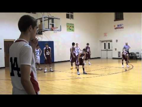 Berks Christian School vs. Dayspring Christian Academy 2011-2012