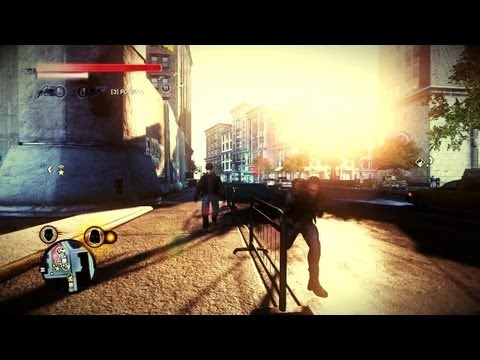 Prototype 2 PC: Graphics MOD / ENB Series