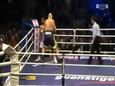David Haye v Nikolay Valuev