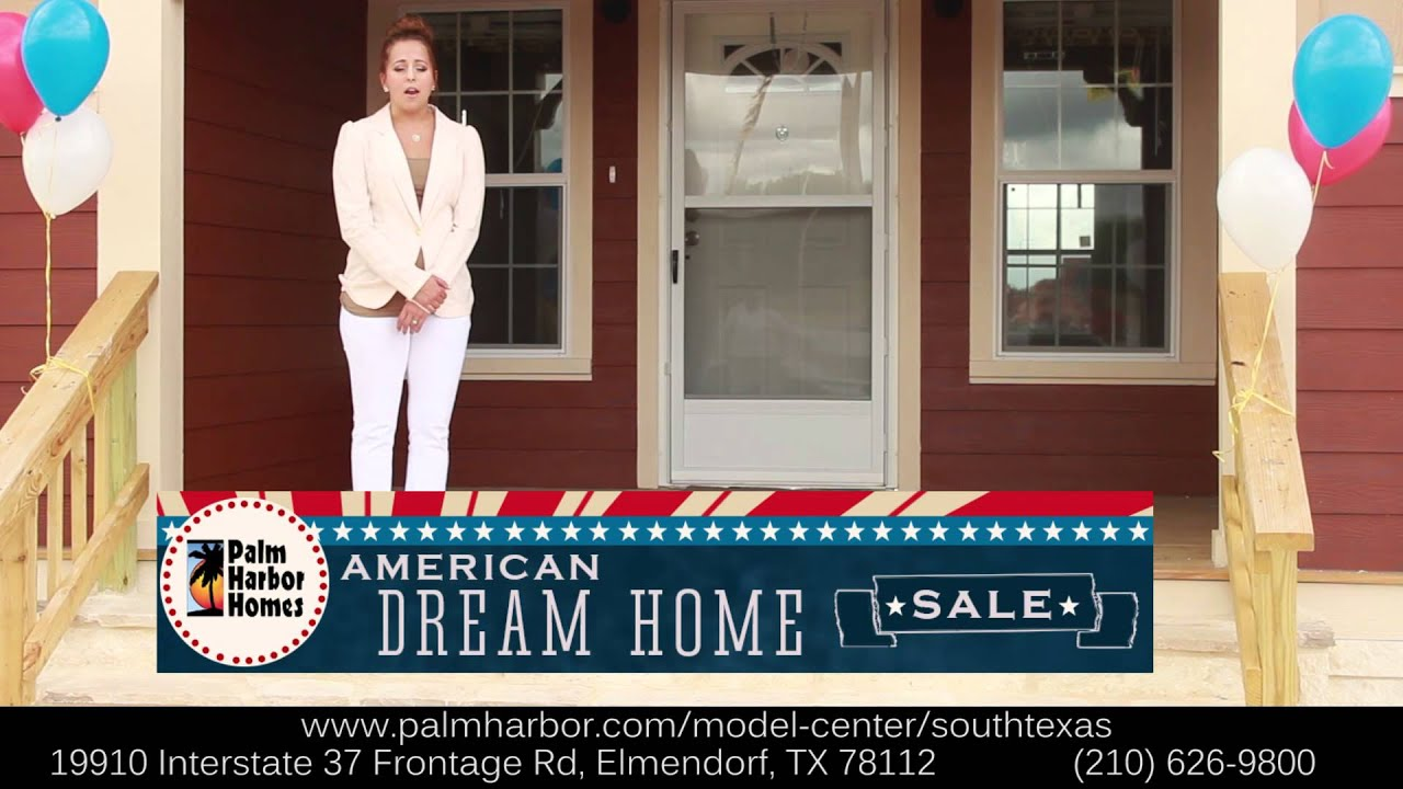 Palm Harbor Homes American Dream Home Sale Elmendorf