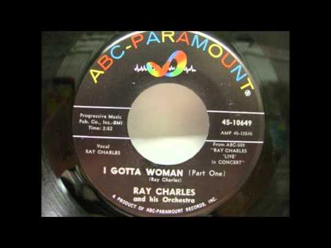 Ray Charles - I Got A Woman Part 1