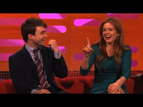 Was it at Lecoq that you learned to squeal like a pig? - The Graham Norton Show: preview - BBC One