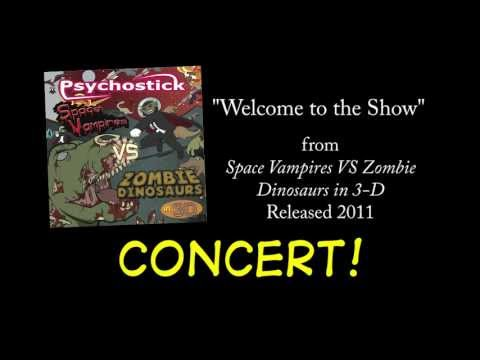 Welcome to the Show + LYRICS [Official] by PSYCHOSTICK