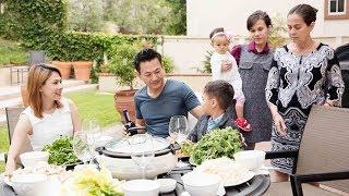 Cuộc sống bình yên của Thanh Thảo ở Mỹ | Tin Tức Sao Việt
