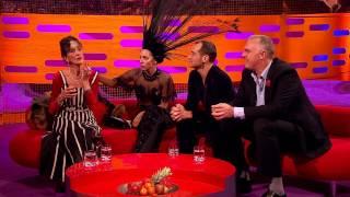Lady Gaga at The Graham Norton Show BBC One HD   1080i   H264   DD2 0   20131108 MelC4Eva