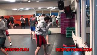 Rashid Magomedov: Training for UFC Debut (Part 1)
