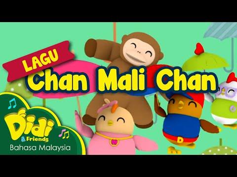 Lagu Kanak Kanak   Chan Mali Chan   Didi & Friends