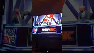 Lakers v Bucks stats for 2k18 on xbox
