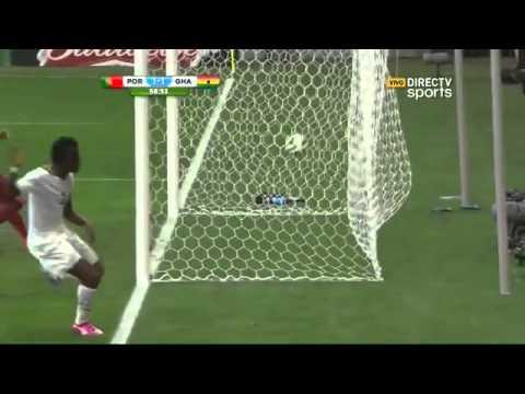 Portugal 2   Ghana 1  Mundial Brasil 2014 -