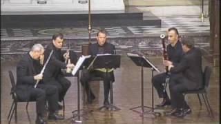 Paul Hindemith - Kleine Kammermusik, op. 24 no. 2: III. Ruhig und einfach