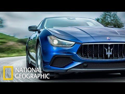 Мегазаводы: Мазерати/ Maserati