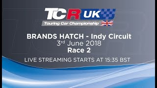 2018 TCR UK Brands Hatch Race 2