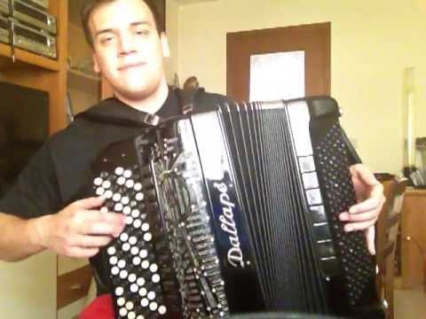Marko Milutinovi - Rihanna - We Found Love ft. Calvin Harris - Accordion Version (OFFICIAL CLIP)