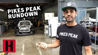 PIKES PEAK RUNDOWN! WHAT DOES IT TAKE TO GET TO THE TOP??