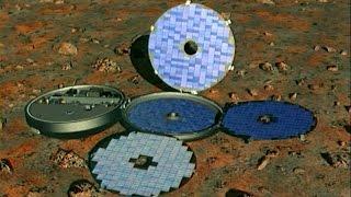 العثور على مركبة فضائية بريطانية اختفت منذ 11 عاما