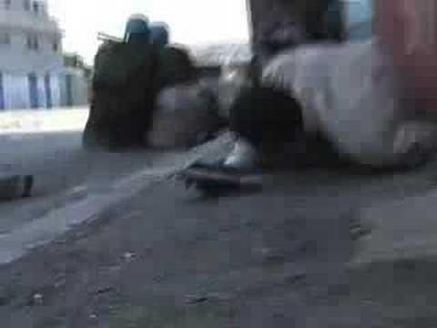 UN raids Haitian market