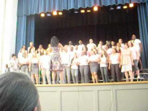 Voices Of Unity Gospel Choir Pt. 2 Singing holy One video
