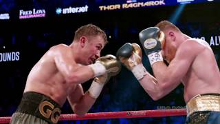 The Fight Game: Tricks of the Trade -- Canelo vs. Golovkin