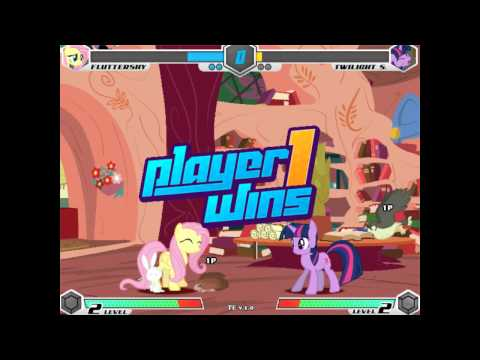 My Little Pony-Fighting is Magic : All Pony Exibition