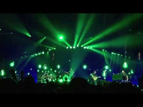 """""""Porch"""" - Pearl Jam at the Bradley Center Milwaukee WI 10/20/14"""