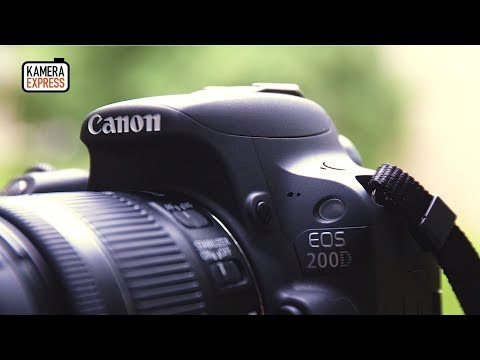 Canon 200D Review - Kamera Express