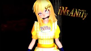 Chica iNsANiTy MMD FNAF2