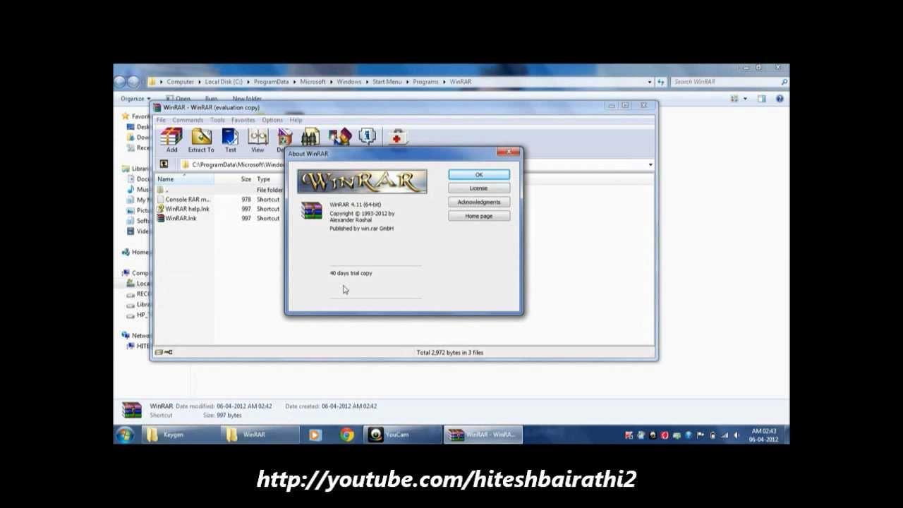 download winrar 64 bit có crack