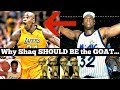 Meet Shaquille O'Neal... The NBA Player that SHOULD HAVE Been the GOAT