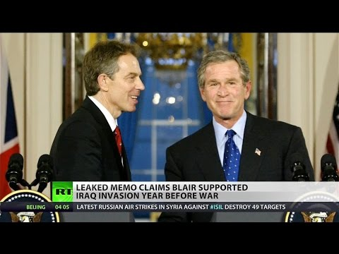 UK, US policies leading up to Iraq War 'were about business' – investigative journalist