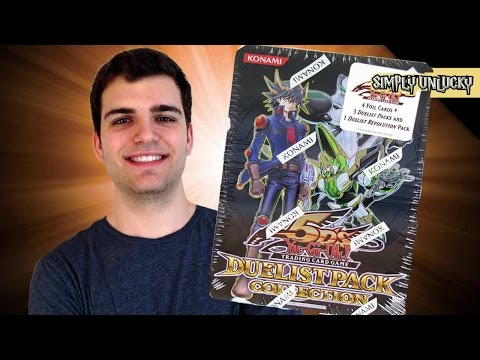 Best Yugioh Duelist Pack Collection 2011 Tin Opening Ever!