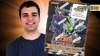 Best Yugioh 5Ds 2011 Duelist Pack Yusei Collection Tin Opening! ..GUNDAMS!..