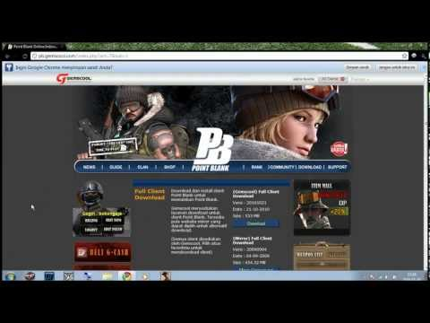 How To Download Point Blank Indonesia
