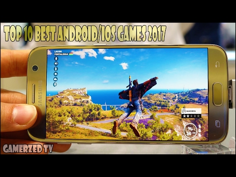 Top 10 New Best Android/iOS Games in 2017 || Gamerzed Tv