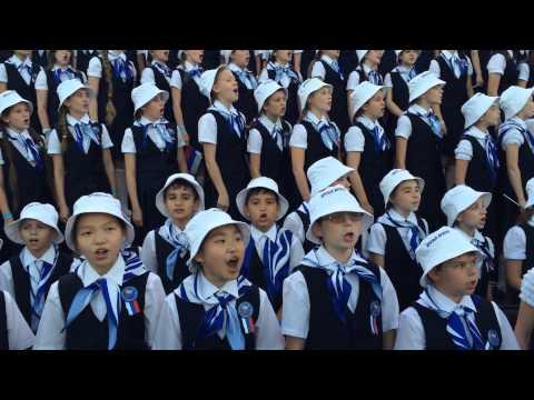 Детский сводный хор России 12 июня ялта