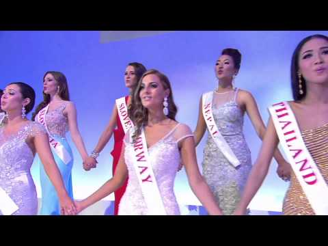 Miss World 2014 - light The Passion, Share The Dream video