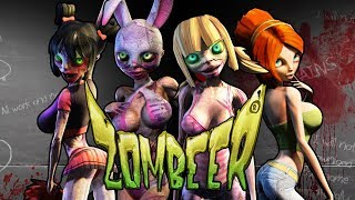 Zombeer Review (This Game Actually Exists) - Gggmanlives