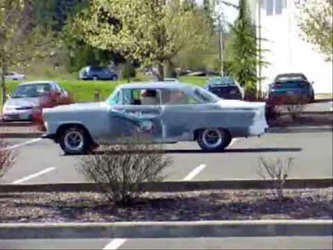 1956 Ford Fairlane Victoria Runs And Drives Very Well