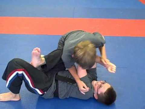 Position Grappling Drill Image 1