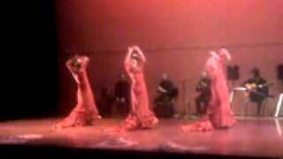 Spanish Flaminko dance 1/3 رقصة فلامنكو الإسبانية